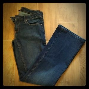 BR bootcut jeans